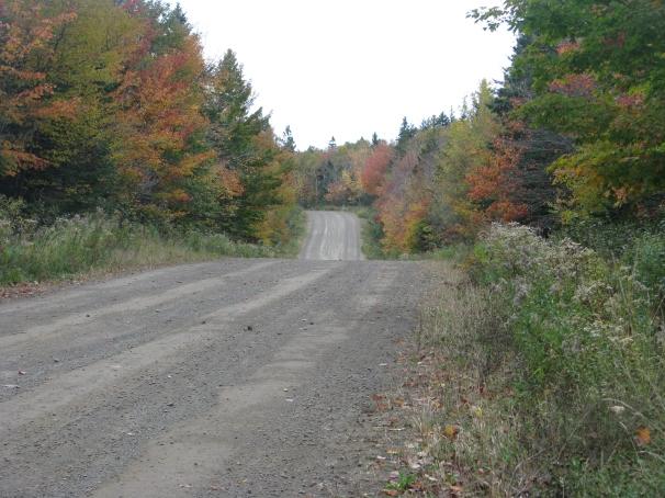 Nova Scotia: the Open Road