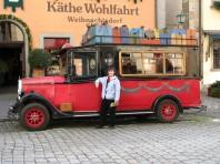 Lisa at Kathe Wohlfahrt