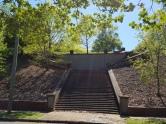 """The """"von Trapp"""" Staircase"""