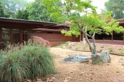 Garden of Rosenbaum House