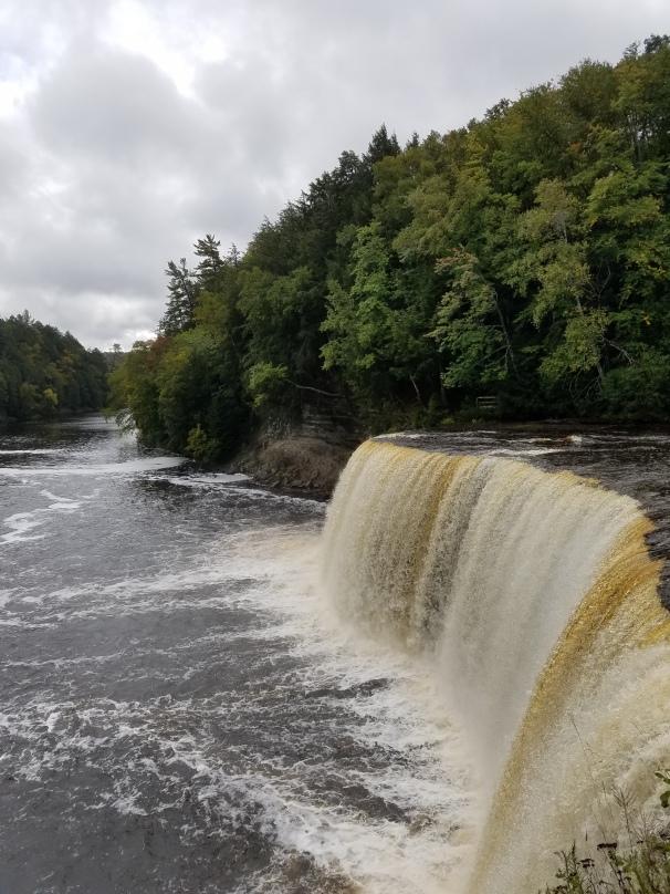 Tusquamenon State Park Upper Falls